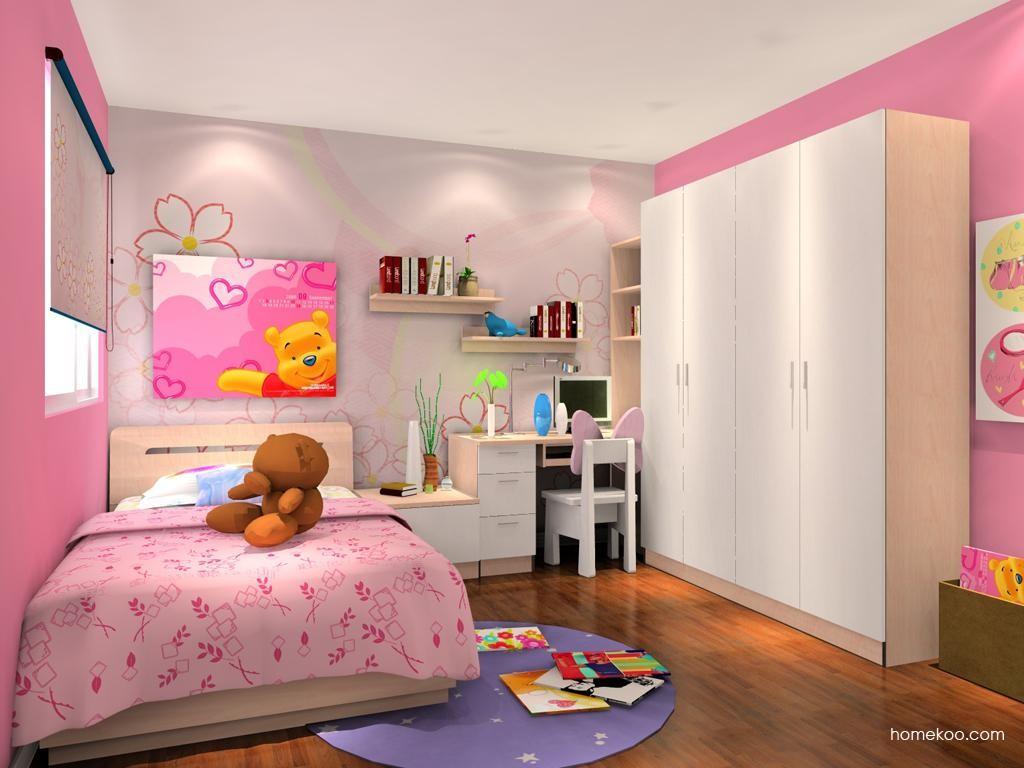 女孩的梦青少年房B7908