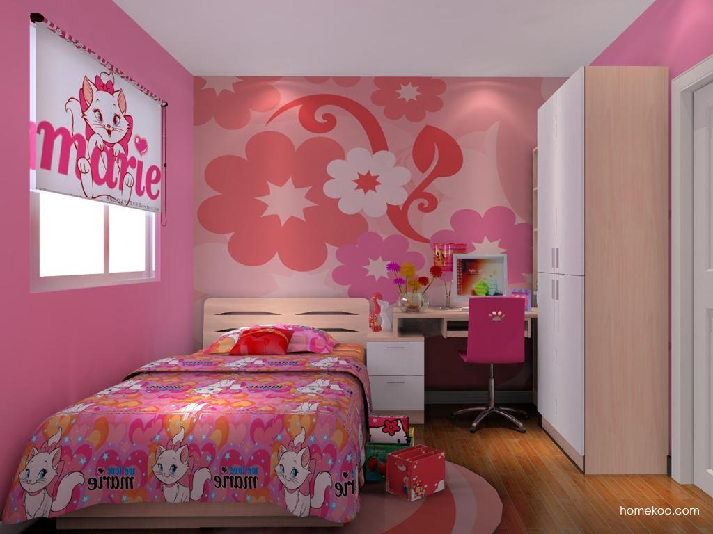 女孩的梦青少年房B7906