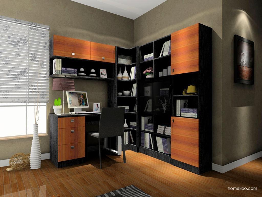 德国森林书房家具C8100