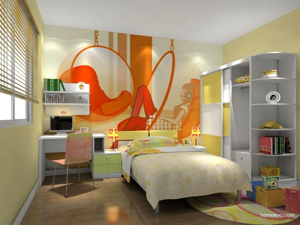 女孩的梦青少年房B7912