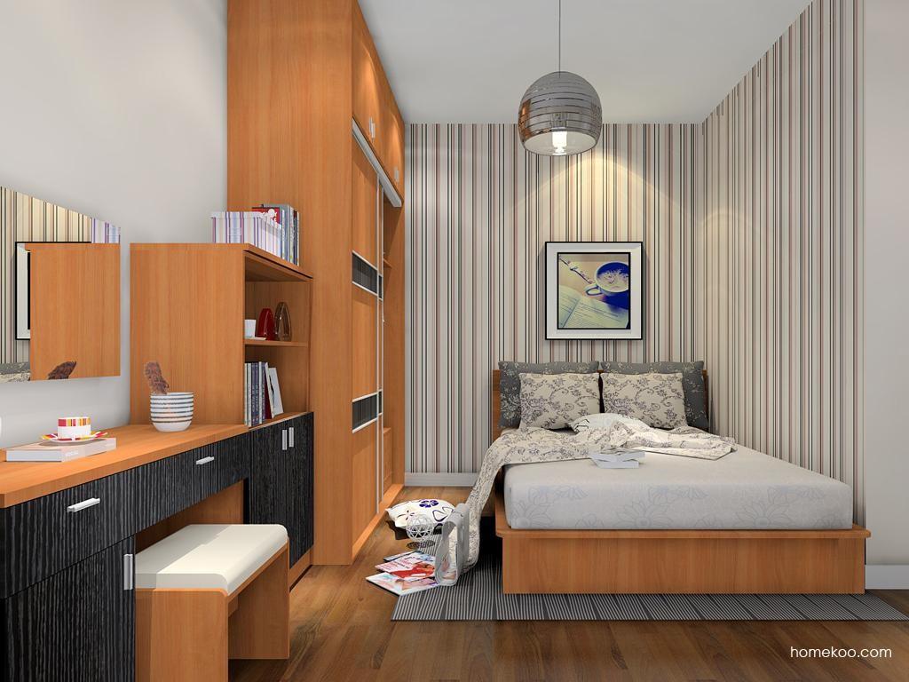 新实用主义卧房家具A8609