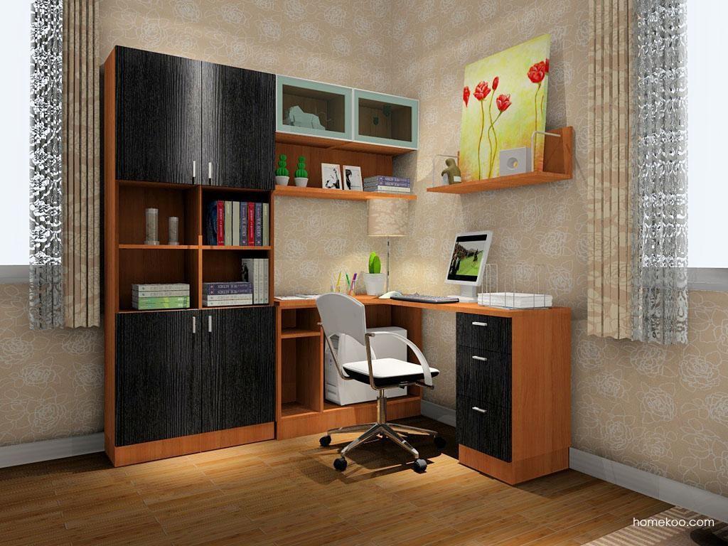 新实用主义书房家具C8113