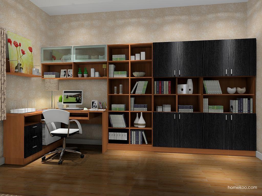 新实用主义书房家具C8127