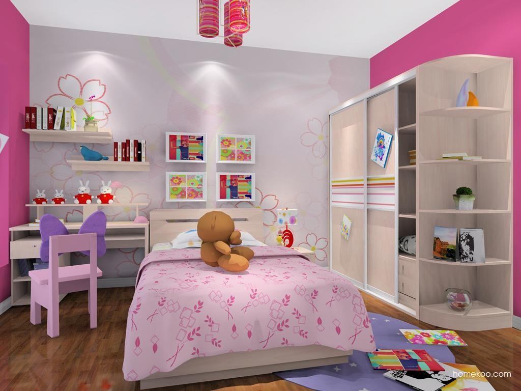 女孩的梦青少年房B7919