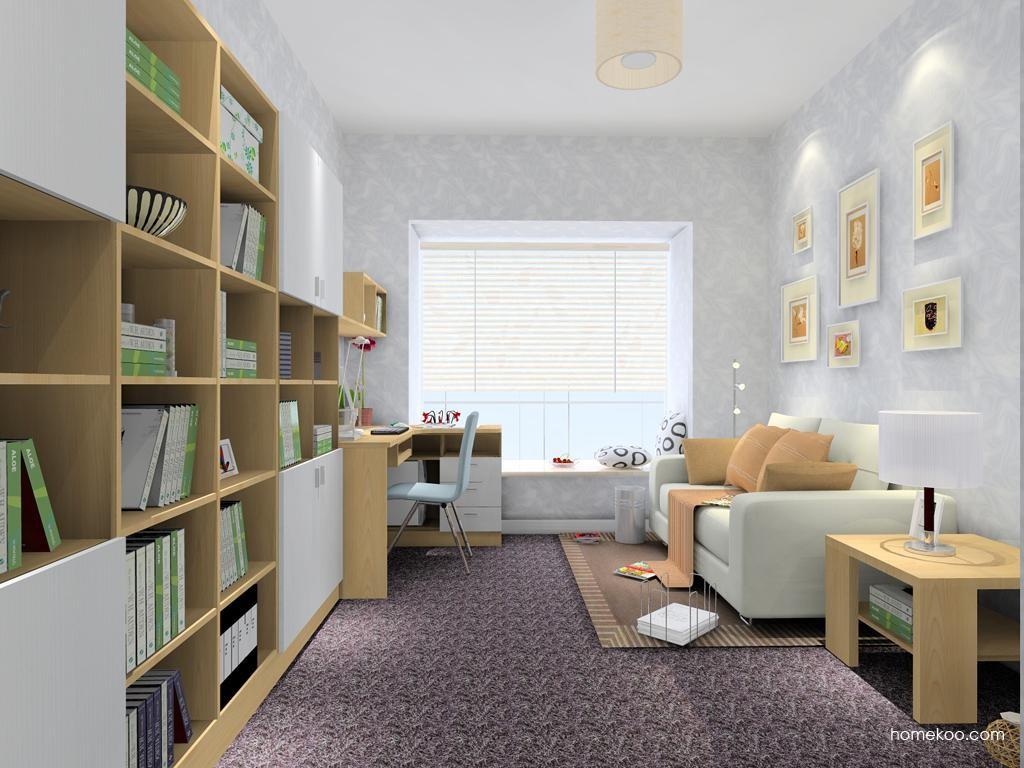 新实用主义书房家具C8149