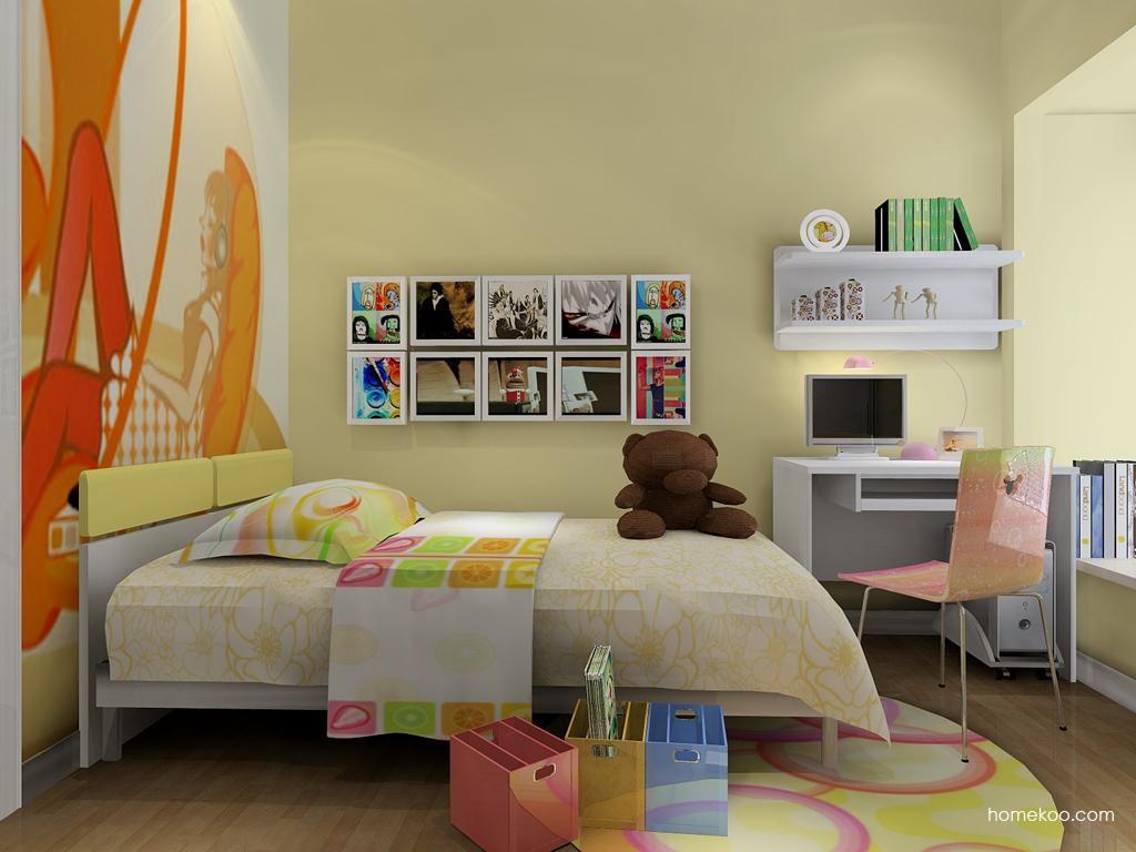 女孩的梦青少年房B7924