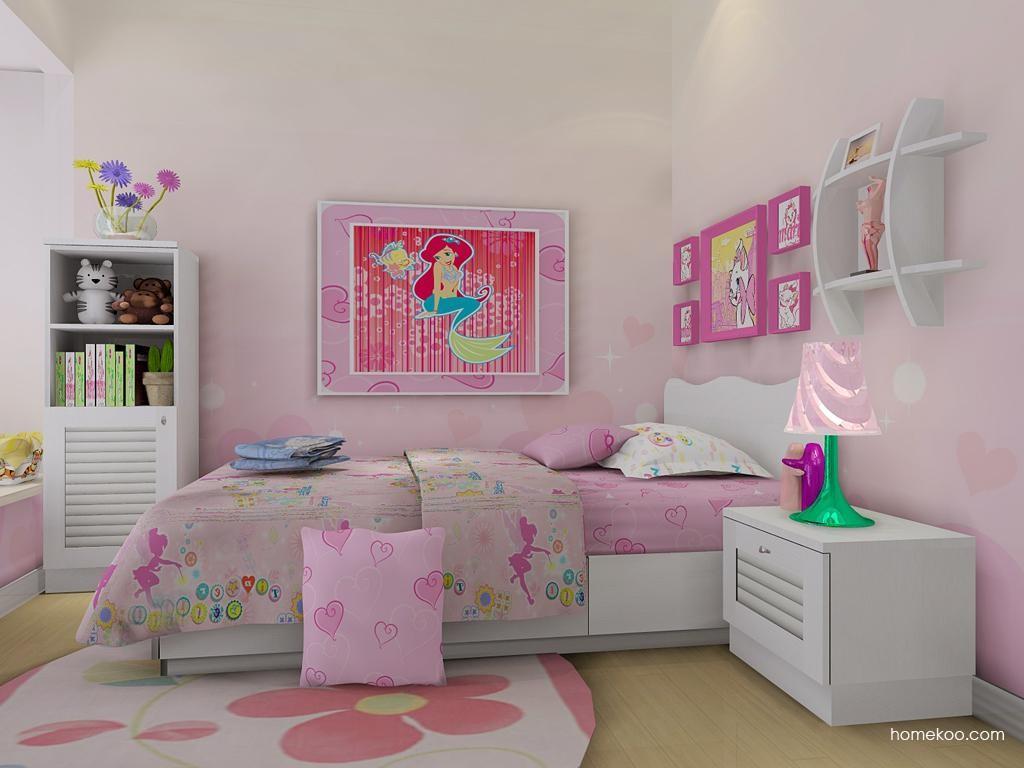 女孩的梦青少年房B7922