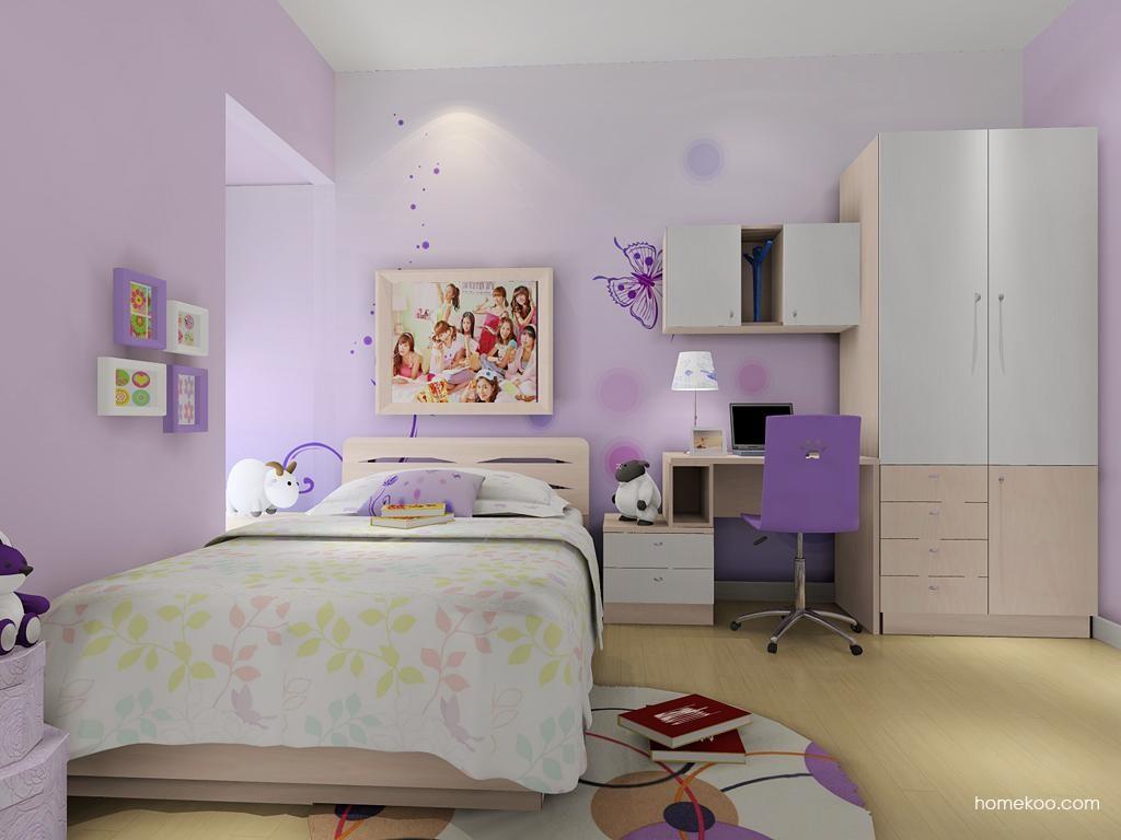 女孩的梦青少年房B7923