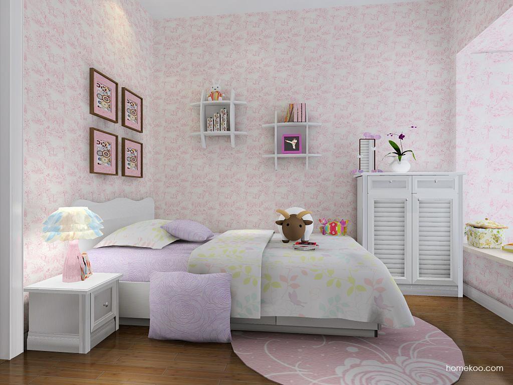 女孩的梦青少年房B7926