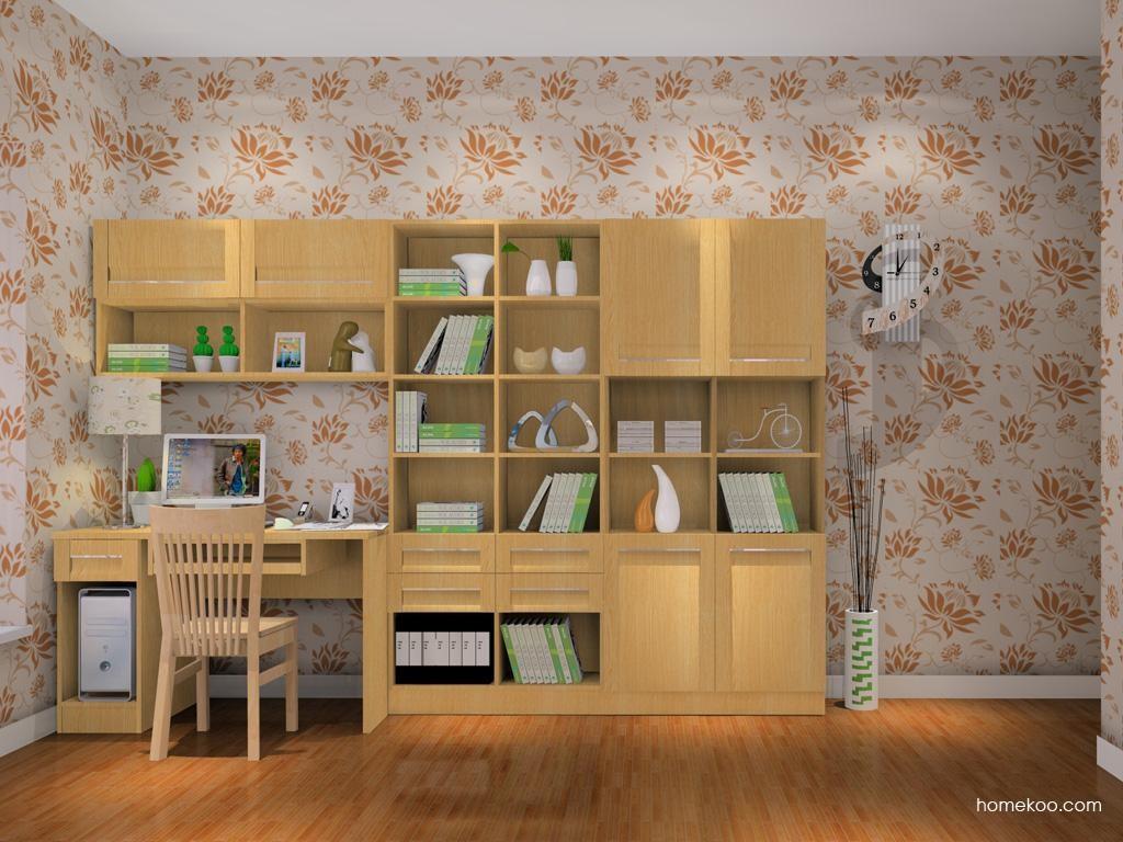 丹麦本色书房家具C8206