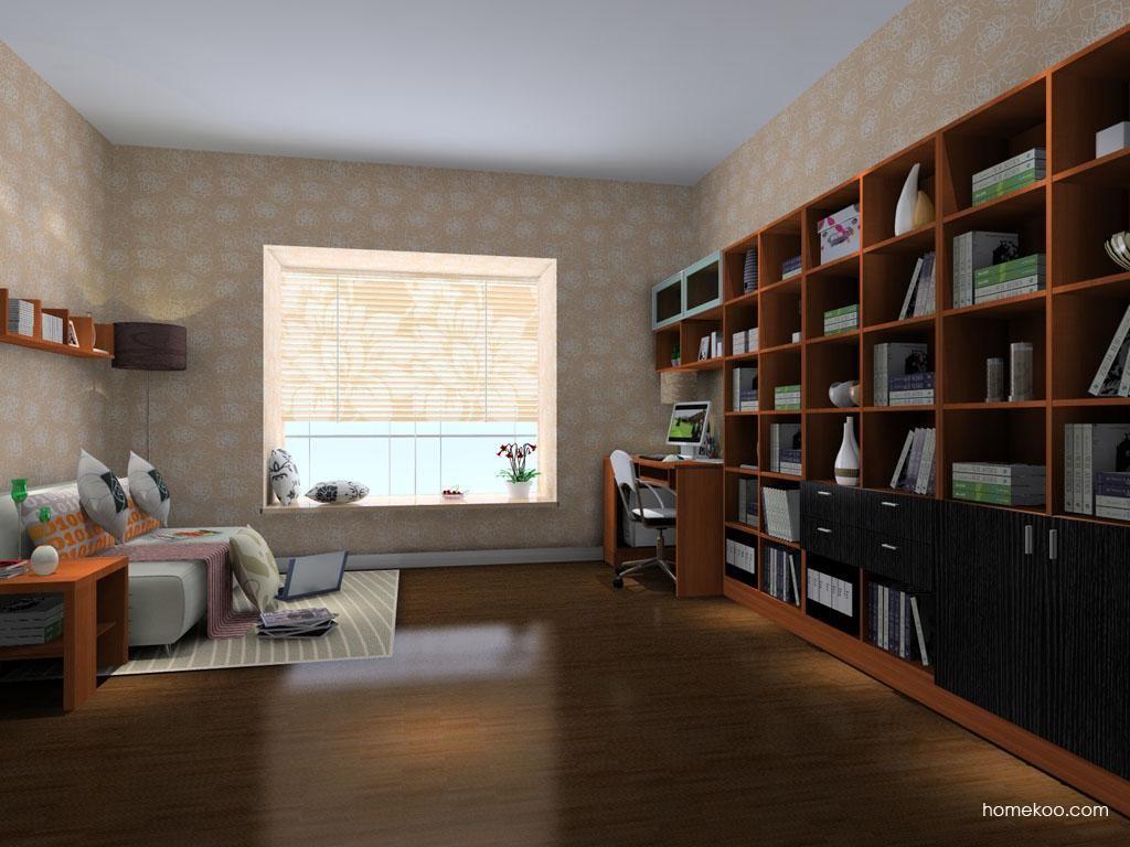 新实用主义书房家具C8198