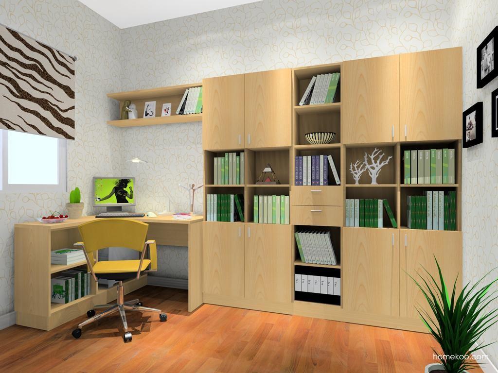 新实用主义书房家具C8251