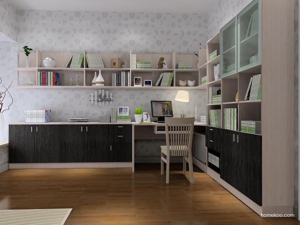 新实用主义书房家具C8269