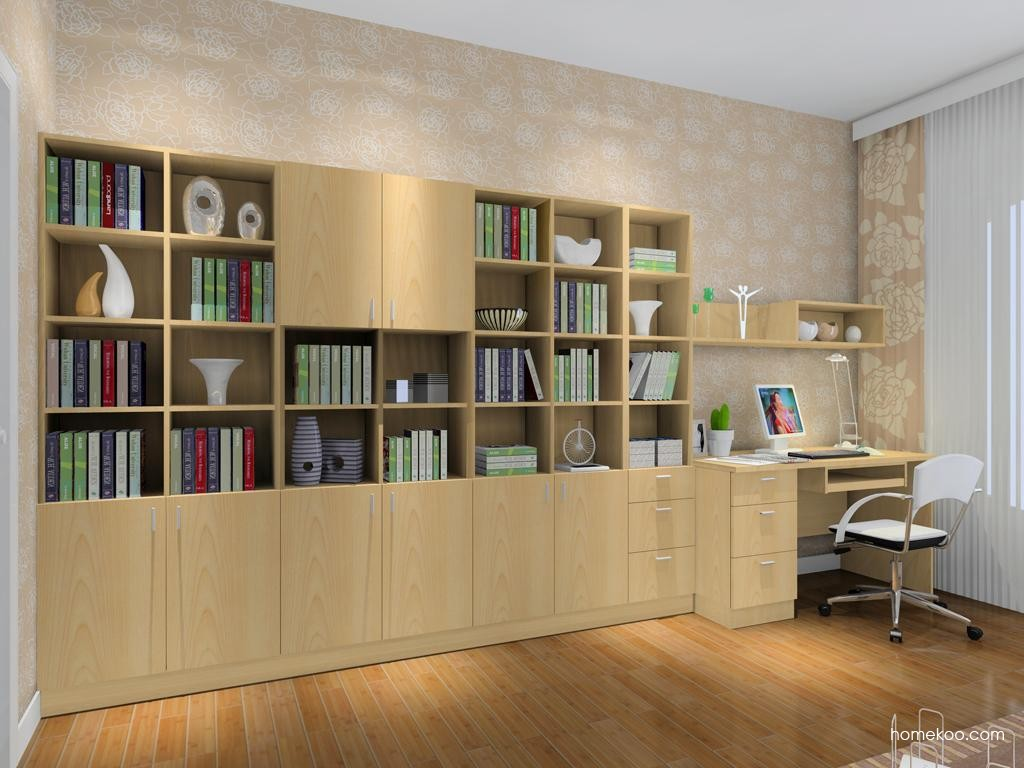 新实用主义书房家具C8283