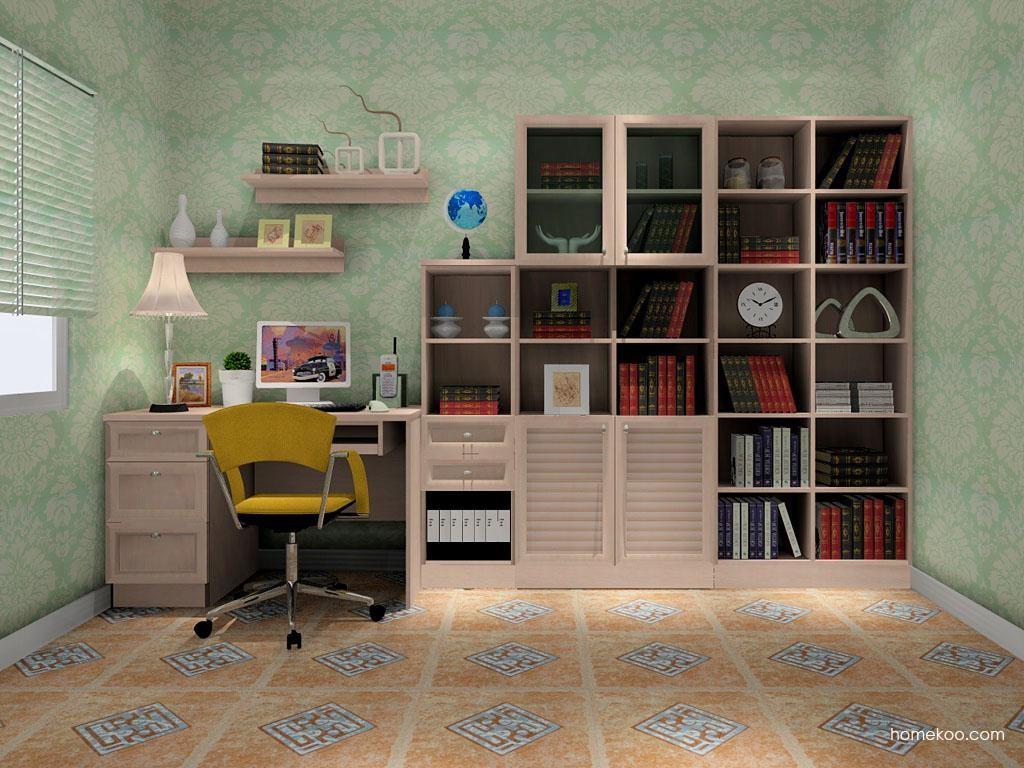 北欧阳光书房家具C8286
