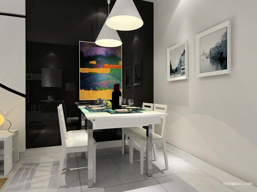 新实用主义餐厅家具E7921