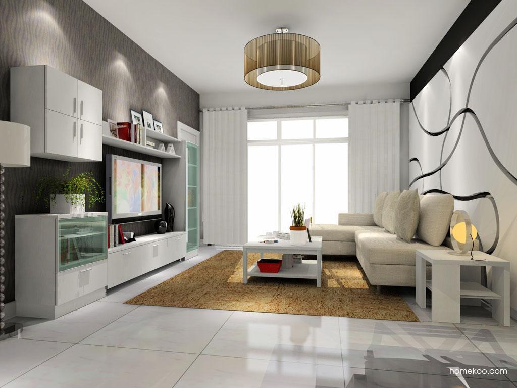 新实用主义客厅家具D7921
