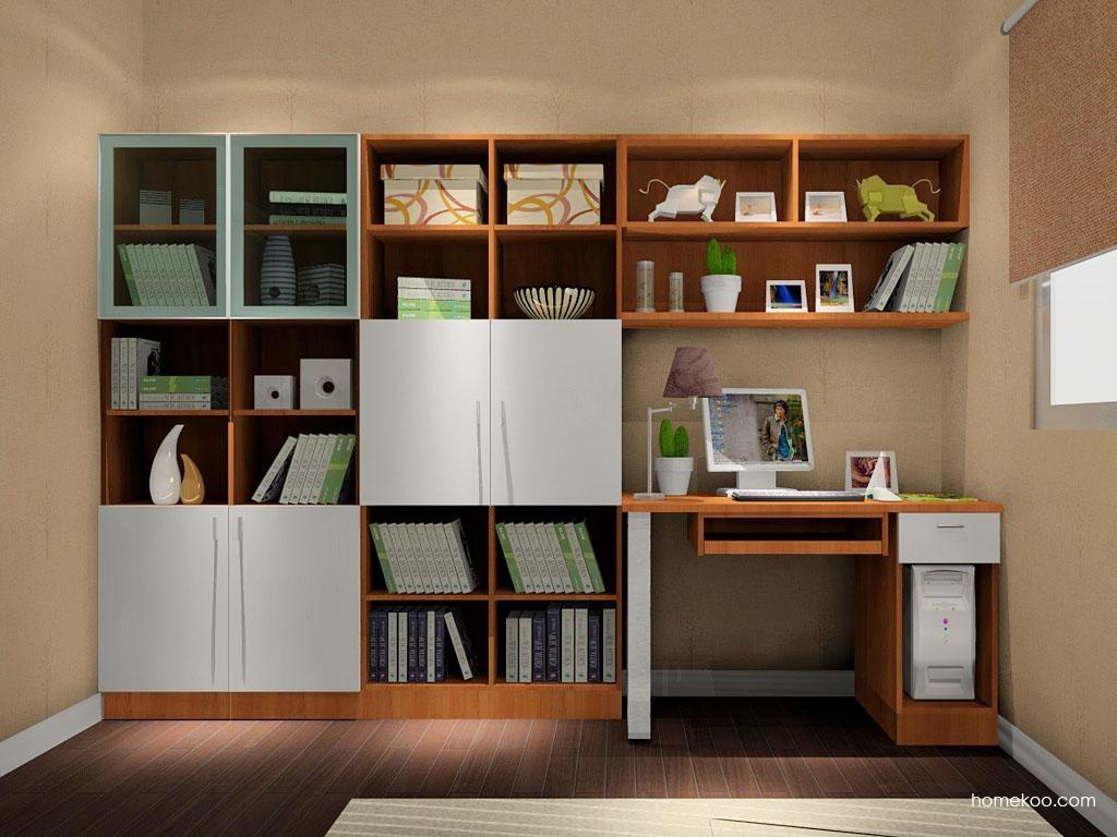 新实用主义书房家具C8313