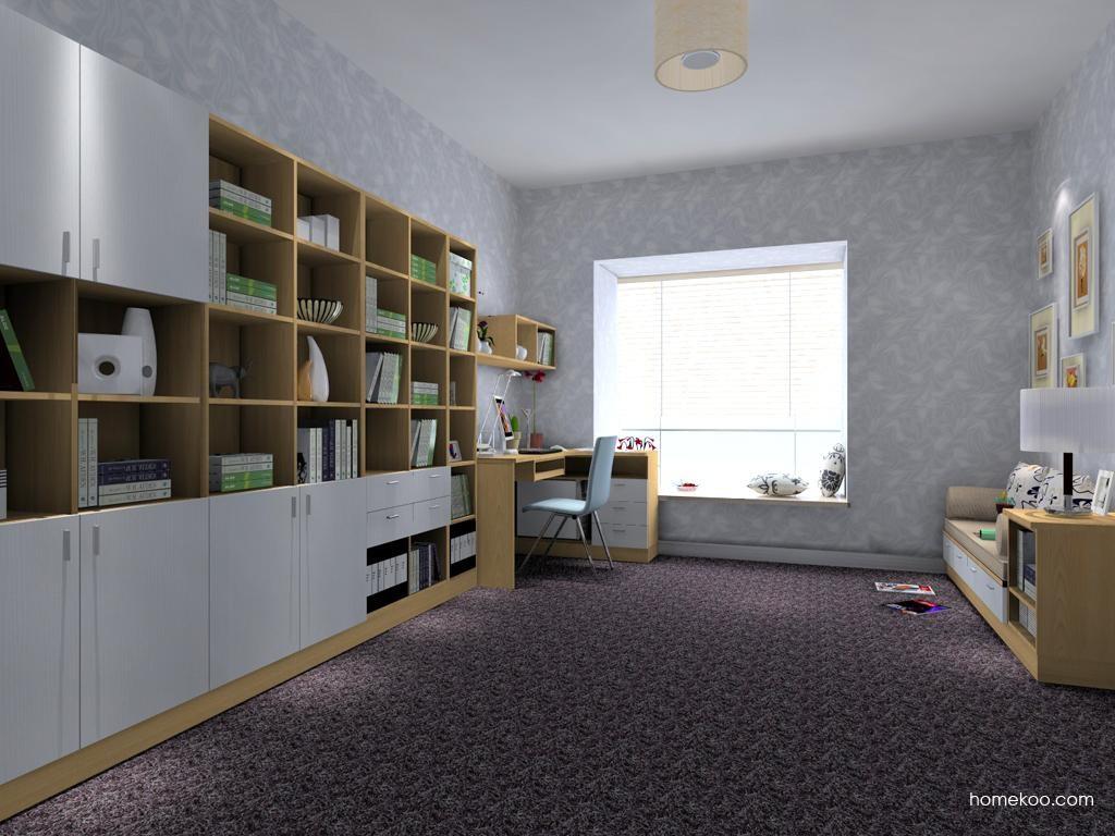 新实用主义书房家具C8317