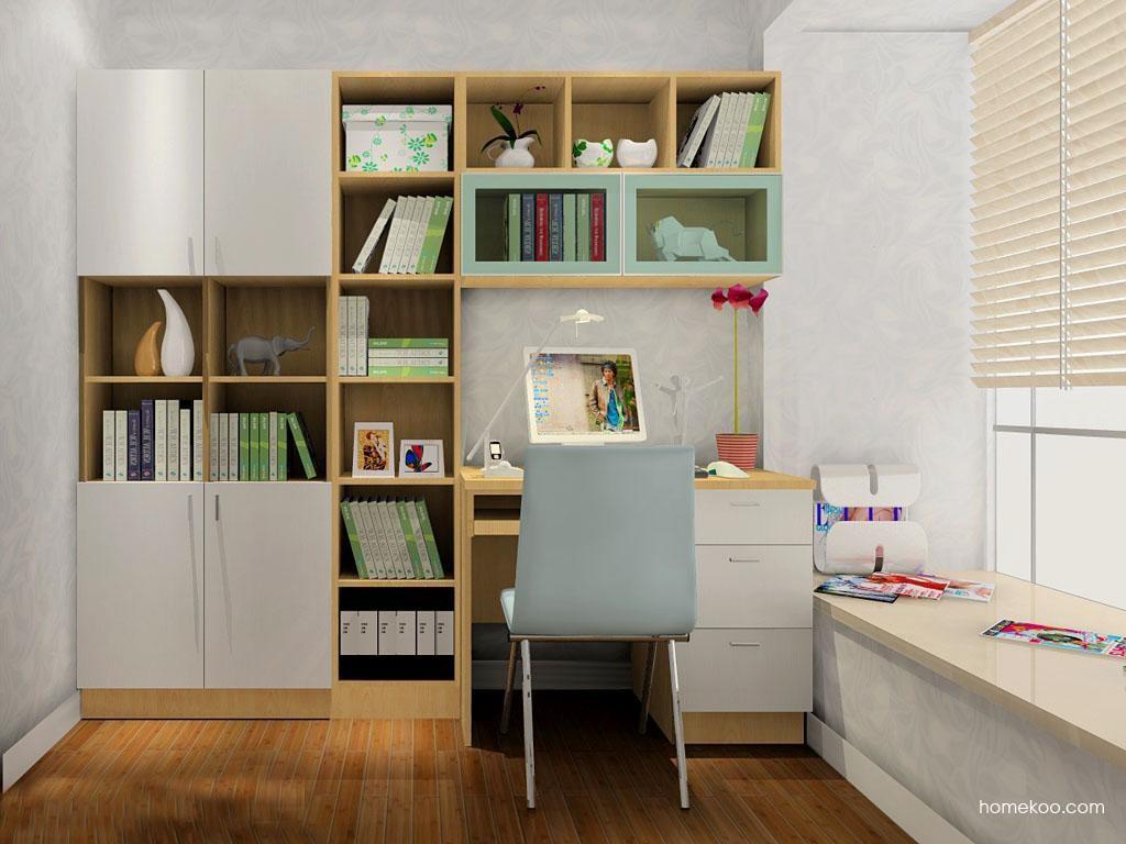 新实用主义书房家具C8326