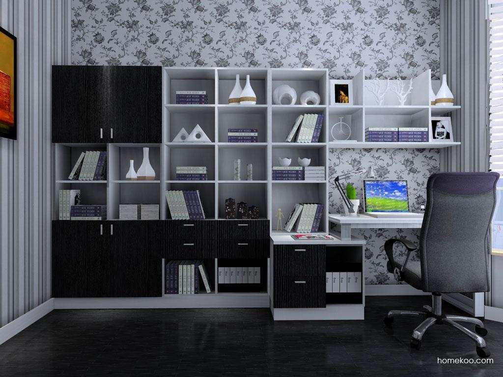 简约主义书房家具C8333