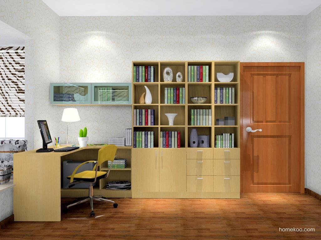 新实用主义书房家具C8343