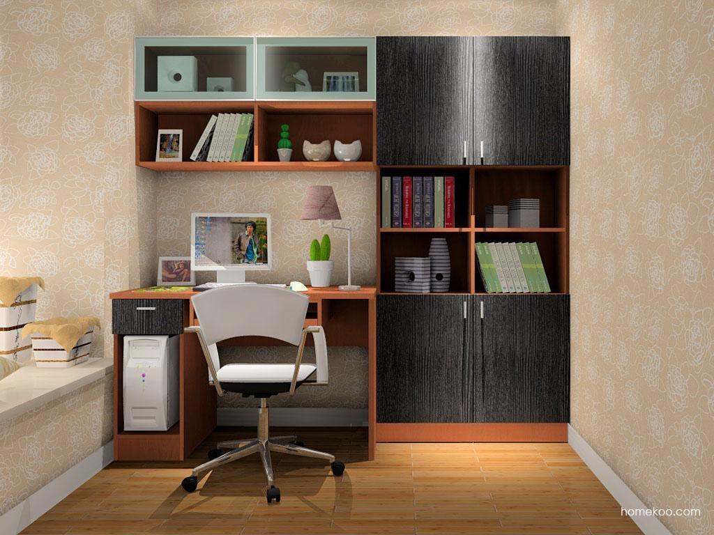 新实用主义书房家具C8374