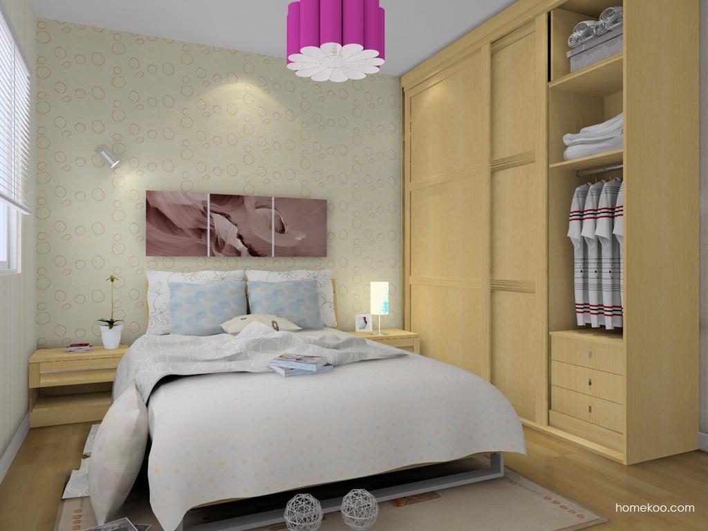 丹麦本色卧房家具A8830