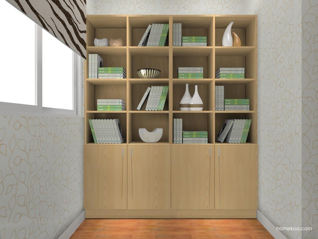 新实用主义书房家具C8407