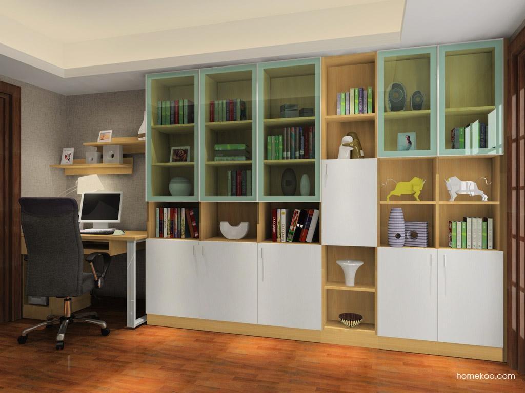 新实用主义书房家具C8431