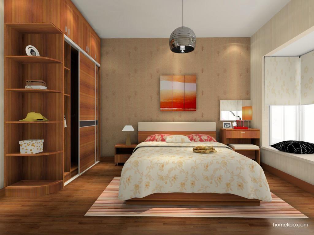 新实用主义卧房家具A9001