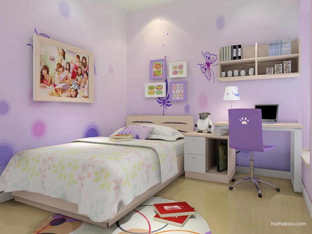 女孩的梦青少年房B9027