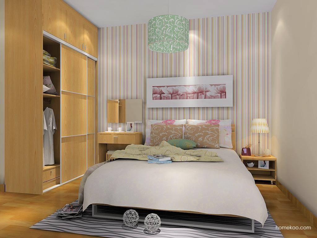 新实用主义卧房家具A9013