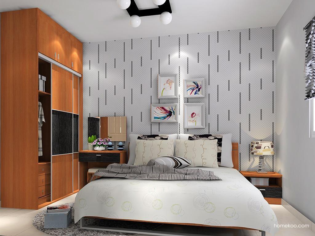 新实用主义卧房家具A9010