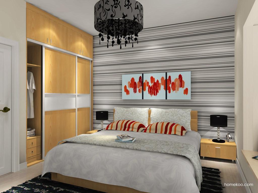 新实用主义卧房家具A9047