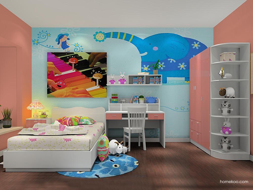 女孩的梦青少年房B9049