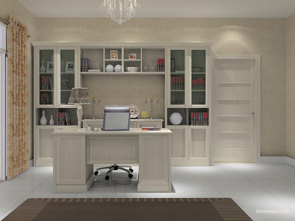 英伦印象书房家具C9038