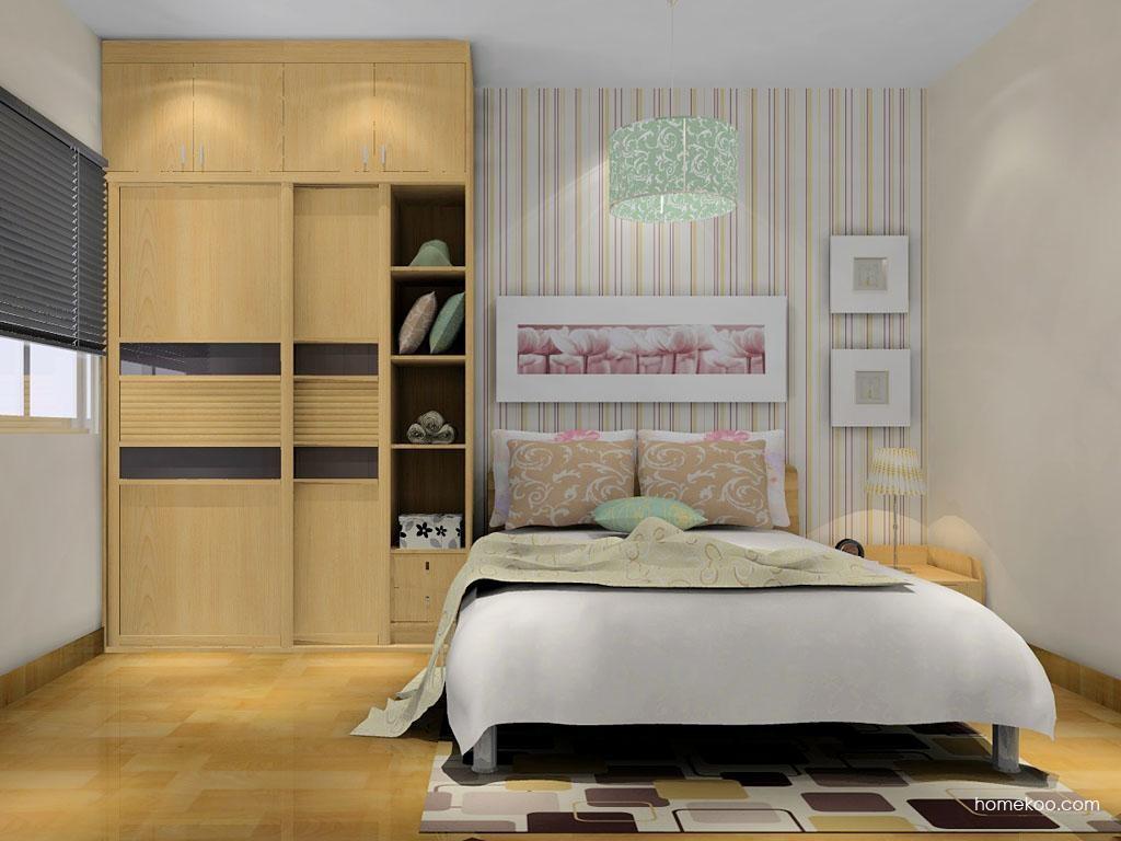 新实用主义卧房家具A9079