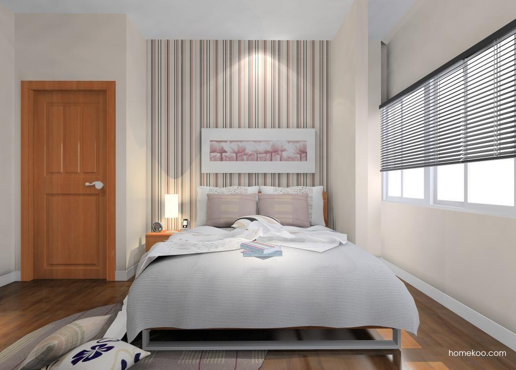 新实用主义卧房家具A9063