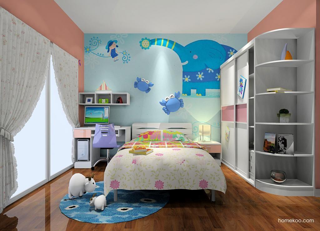 女孩的梦青少年房B9077