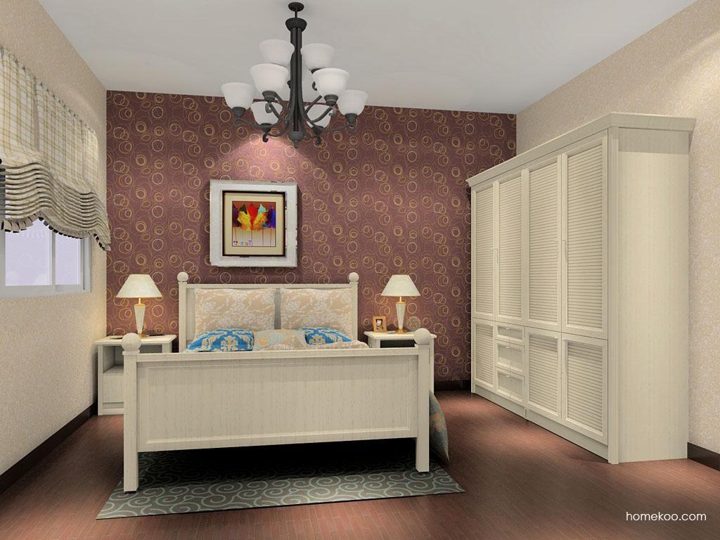 英伦印象卧房家具A9085