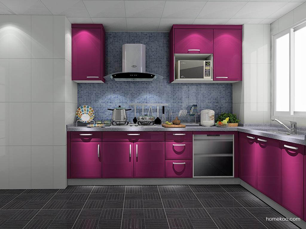 紫晶魅影橱柜F9607