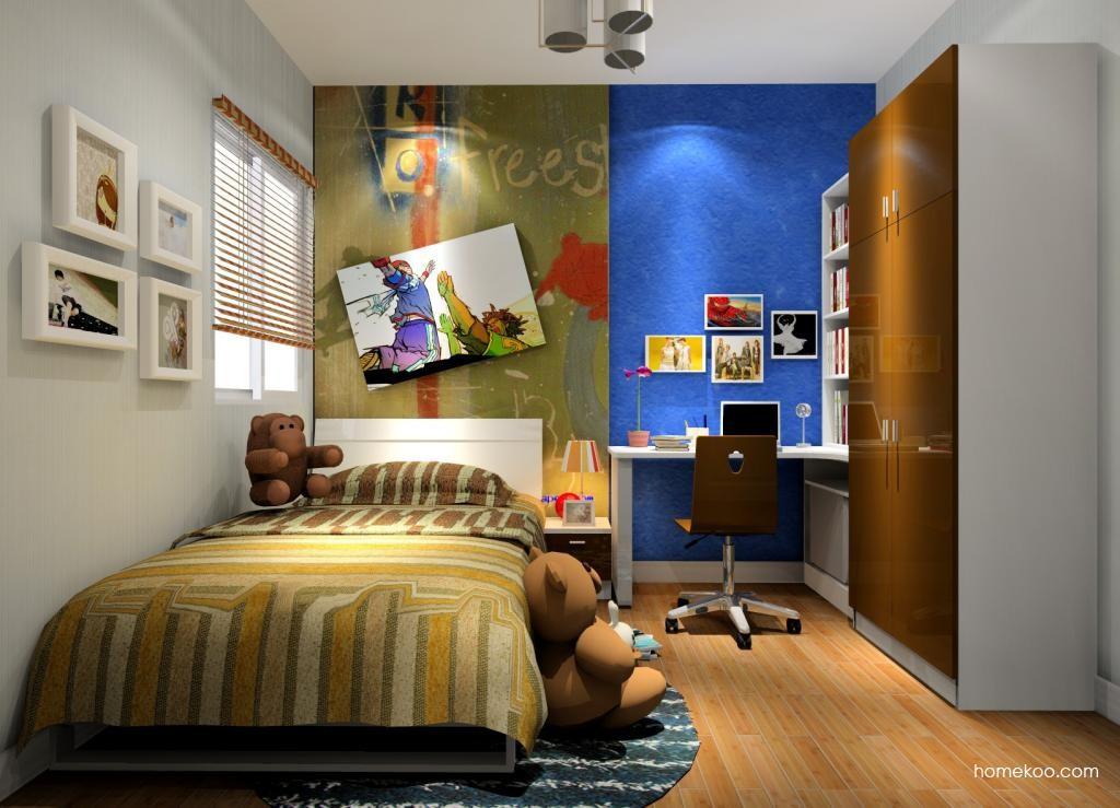 男孩的趣青少年房B9106