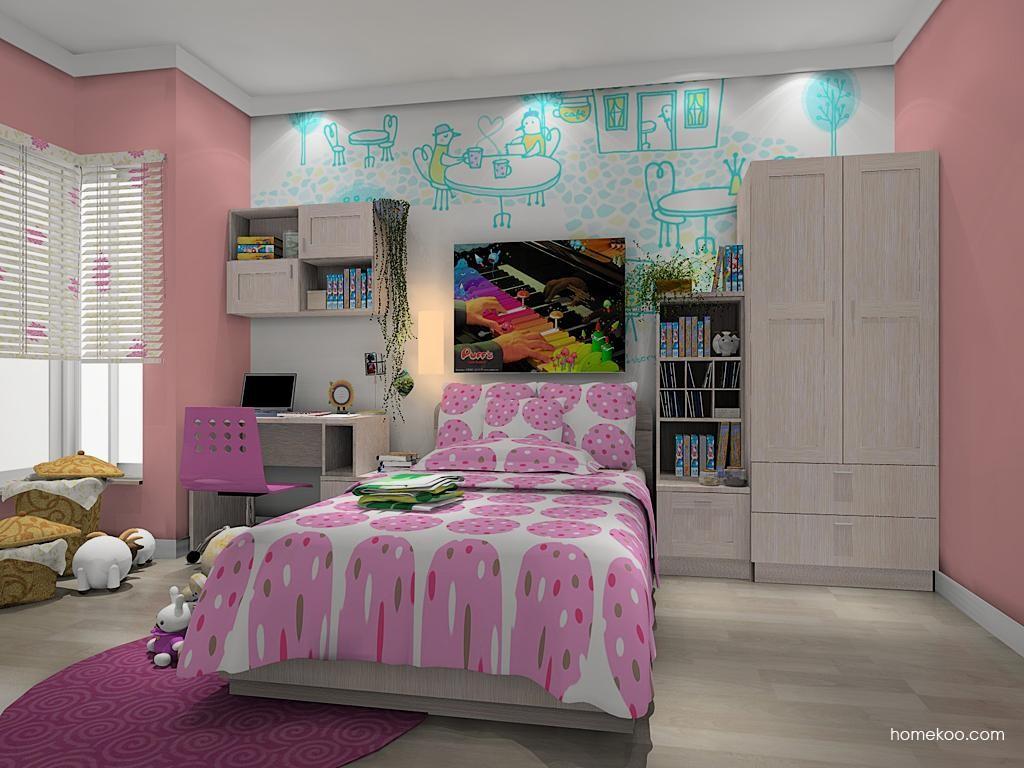 女孩的梦青少年房B9114