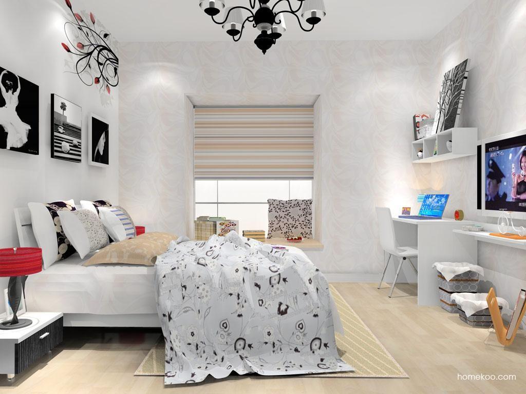 简约主义卧房家具A9132