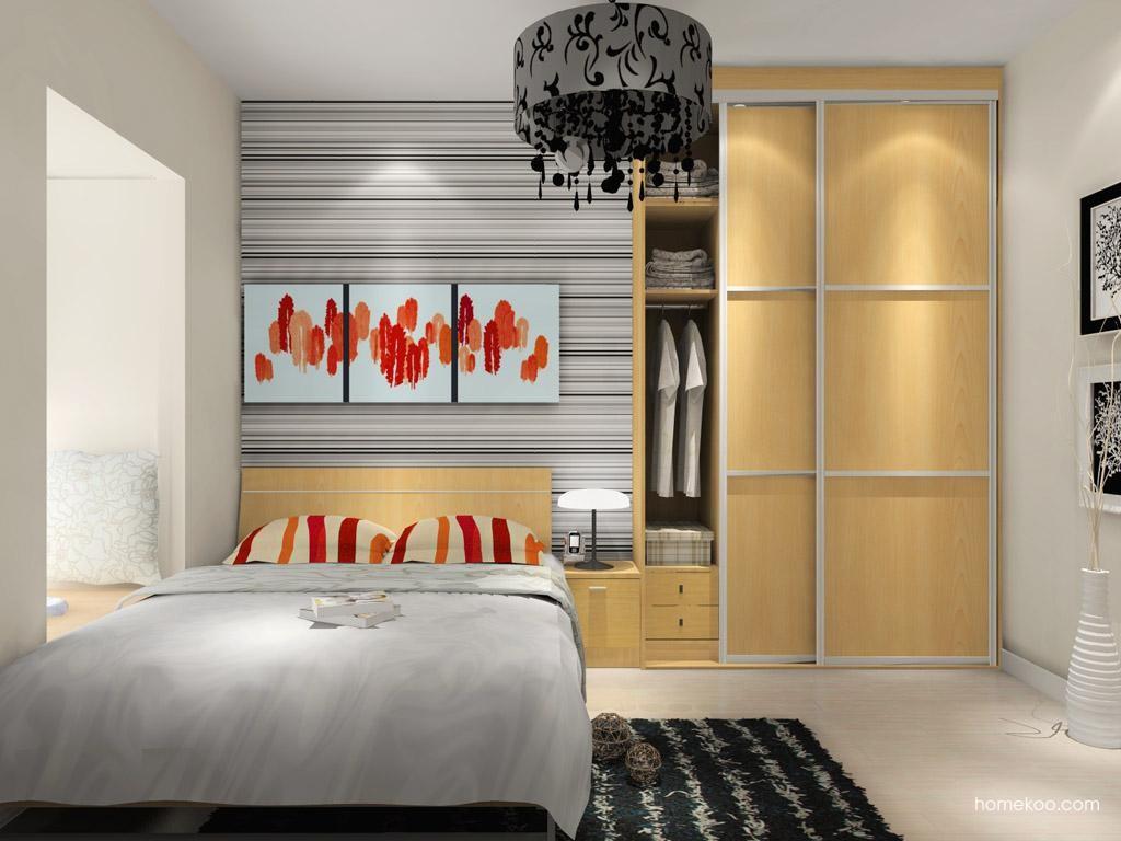 新实用主义卧房家具A9211