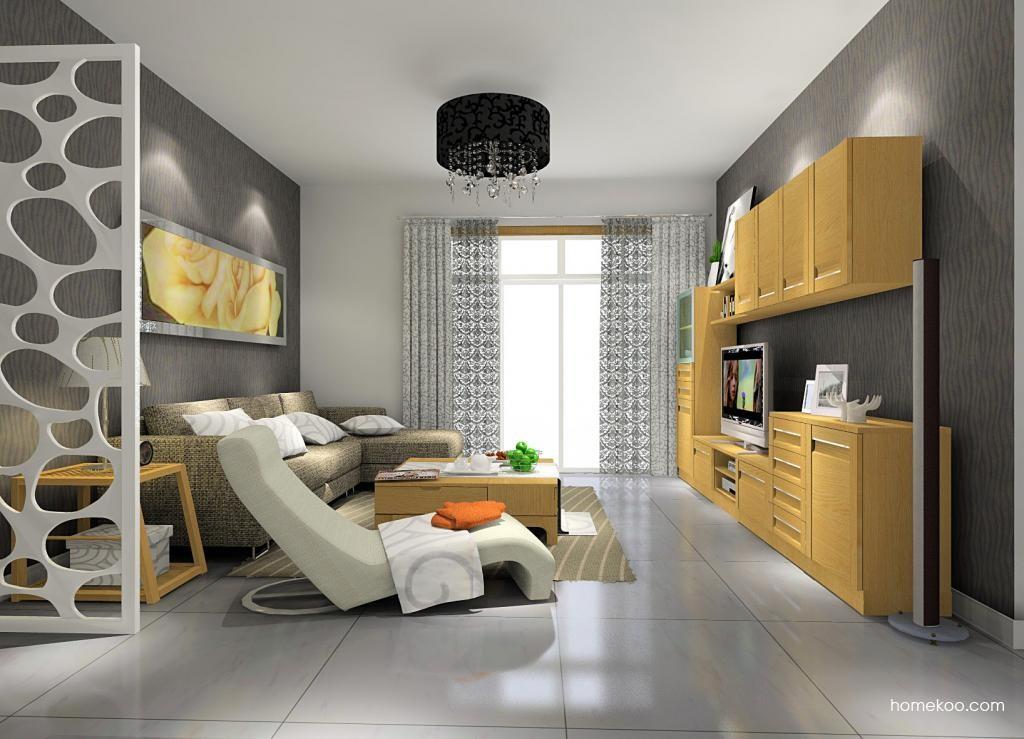 丹麦本色家具D7954