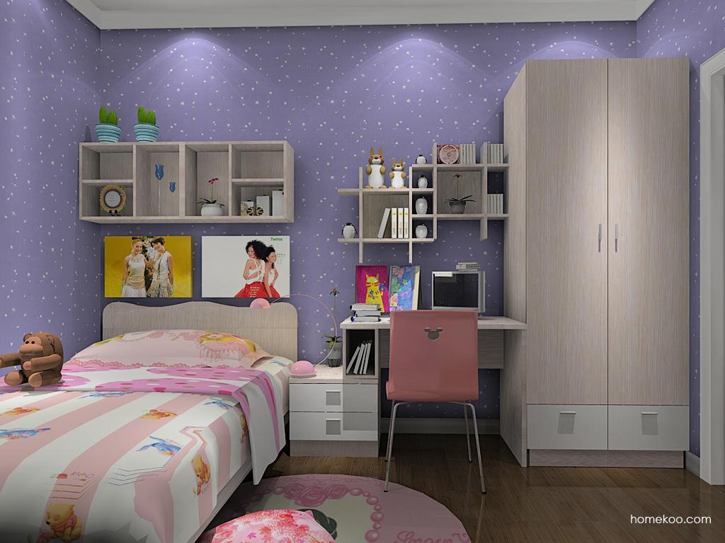 女孩的梦青少年房B9147