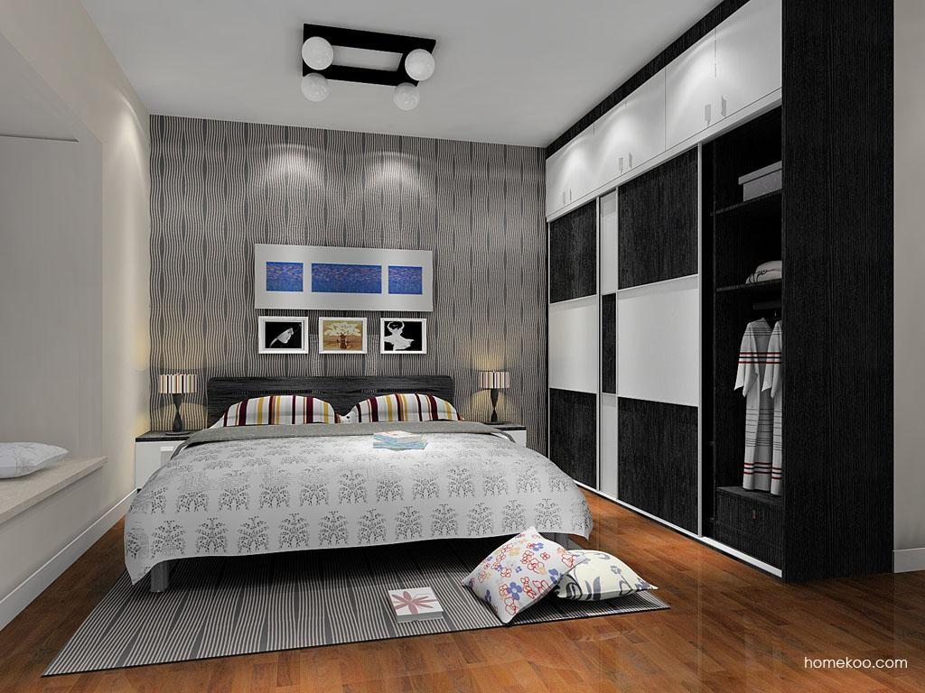 简约主义卧房家具A9184