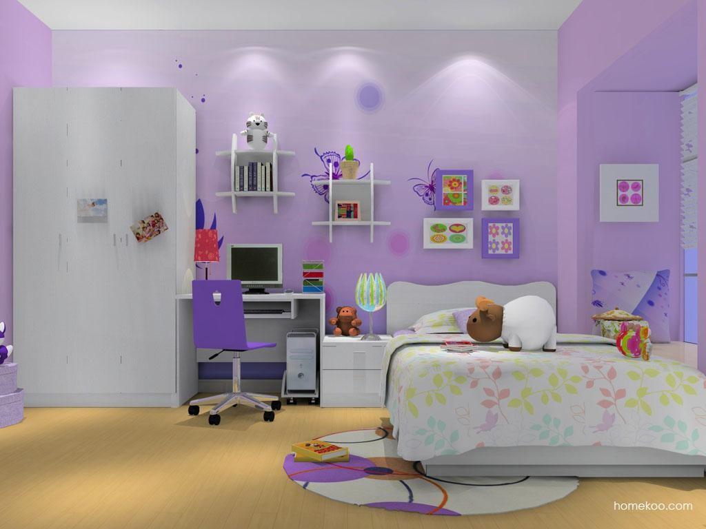 女孩的梦青少年房B9152